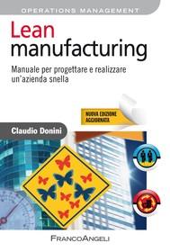 Lean Manufacturing - copertina