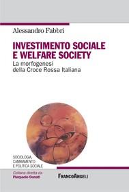 Investimento sociale e Welfare Society - copertina