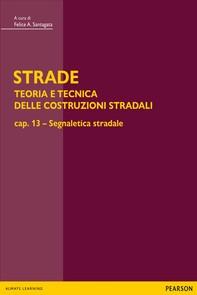 STRADE – cap. 13 Segnaletica stradale - Librerie.coop