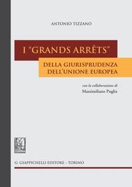 I ''Grands arrets'' della giurisprudenza dell'unione europea - copertina