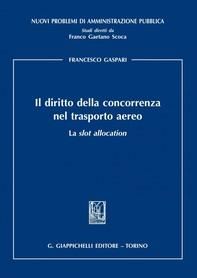 Il diritto della concorrenza nel trasporto aereo - Librerie.coop