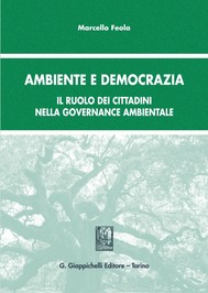 Ambiente e democrazia - copertina