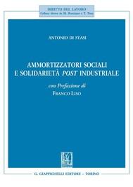 Ammortizzatori sociali e solidarietà post industriale - copertina