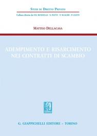 Adempimento e risarcimento nei contratti di scambio - copertina