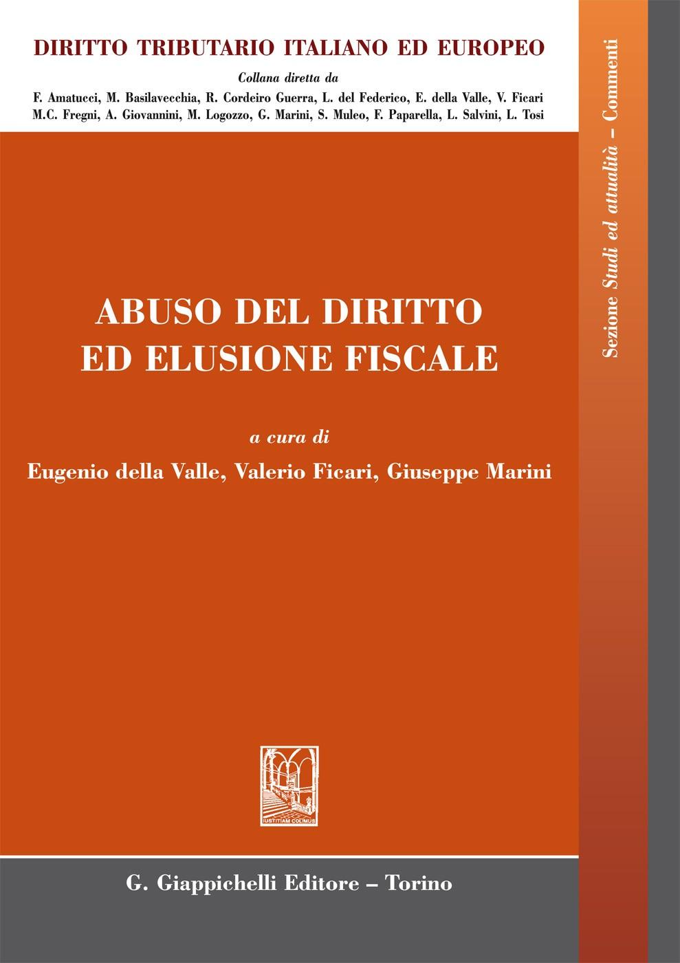 Book Cover Images Api : Abuso del diritto ed elusione fiscale mauro beghin