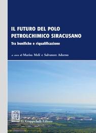 Il futuro del polo petrolchimico siracusano - copertina