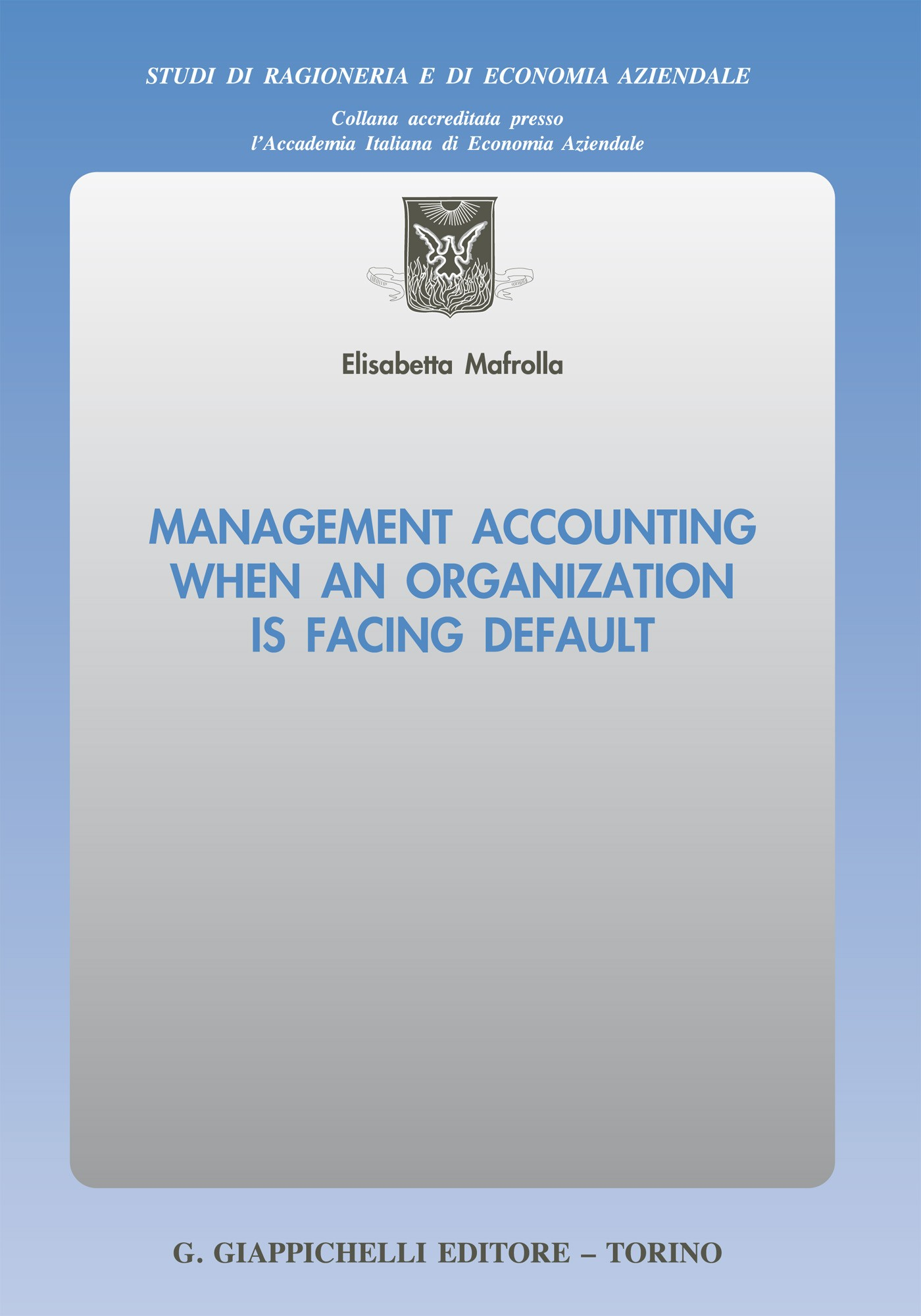 Management accounting when an organization is facing default management accounting when an organization is facing default copertina fandeluxe Choice Image