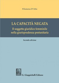 La capacità negata - Librerie.coop