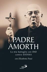 Padre Amorth - copertina
