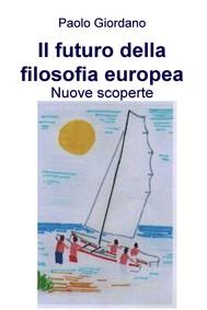Il futuro della filosofia europea - copertina