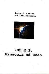 782 E.P. Minaccia ad Eden - copertina