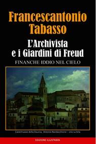L'Archivista e i giardini di Freud - copertina