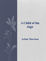 A Child of the Jago  - copertina
