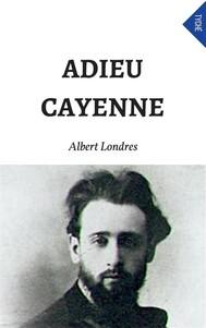 Adieu Cayenne - copertina