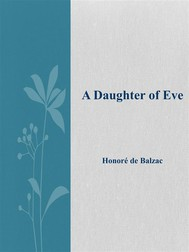 A Daughter of Eve - copertina