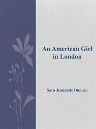 An American Girl in London - copertina