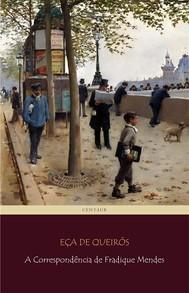A Correspondência de Fradique Mendes - copertina