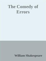 The Comedy of Errors - copertina