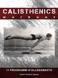 Calisthenics workout  - copertina
