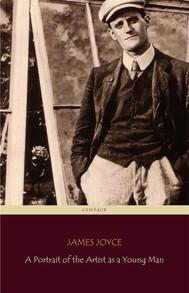 A Portrait of the Artist as a Young Man (Centaur Classics) - copertina