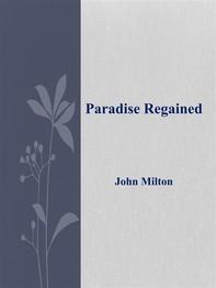 Paradise Regained - Librerie.coop
