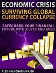 Economic Crisis: Surviving Global Currency Collapse - Safeguard Your Financial Future with Silver and Gold - copertina