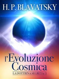 L'evoluzione Cosmica - La Dottrina Segreta - Librerie.coop