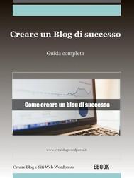 Creare un blog di successo - copertina