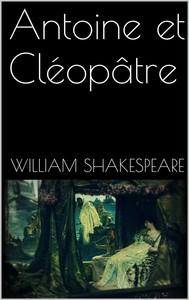 Antoine et Cléopâtre  - copertina