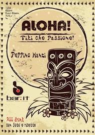 Aloha! Tiki che passione - copertina