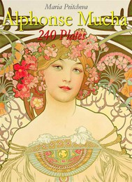 Alphonse Mucha: 240 Plates - copertina