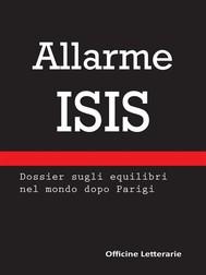 Allarme Isis - copertina
