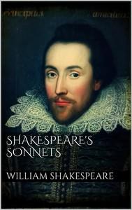 Shakespeare's Sonnets (new classics) - copertina