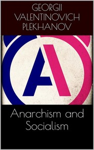 Anarchism and Socialism - copertina