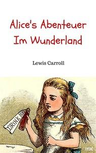 Alice's Abenteuer Im Wunderland - copertina