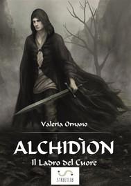 Alchidíon Il Ladro del Cuore   - copertina