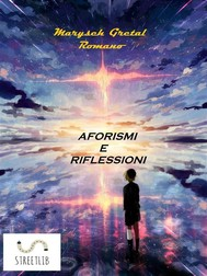 Aforismi e Riflessioni di Maryse Gretal - copertina
