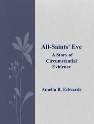 All-Saints' Eve - copertina