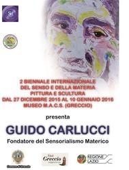 2° Biennale Internazionale del Senso e della Materia. Pittura e Scultura  - copertina