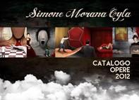 Simone Morana Cyla | Catalogo Opere 2012 - Librerie.coop