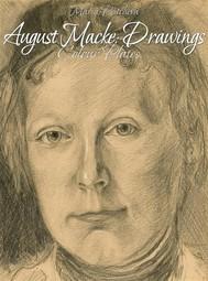 August Macke: Drawings Colour Plates - copertina