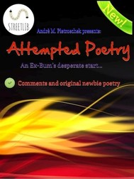 Attempted Poetry - copertina
