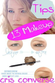 13 MakeupTips  - copertina