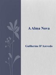 A Alma Nova - copertina
