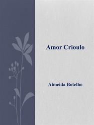Amor Crioulo - copertina