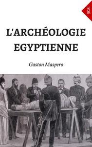 L'Archéologie Egyptienne - copertina