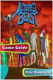 Altered Beast Guide - copertina