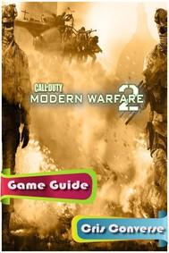 Call of Duty 6 Modern Warfare 2 Game Guide - copertina