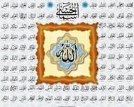 Allah(c.c) 'ın 99 ismi (Esma-ül Hüsna) Sır ve Faziletleri   - copertina