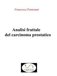 Analisi frattale del carcinoma prostatico - copertina
